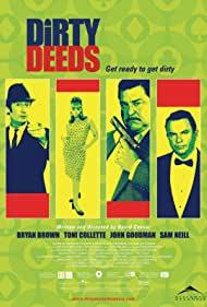 Poster Dirty Deeds