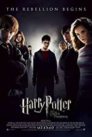 Harry Potter and the Order of the Phoenix - Harry Potter și Ordinul Phoenix - 2007