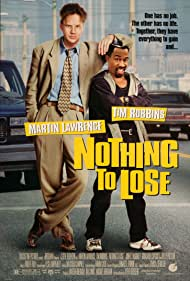Poster Nothing to Lose