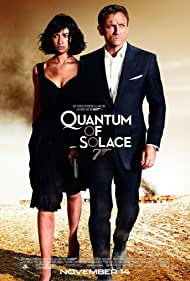 Quantum of Solace, 2008