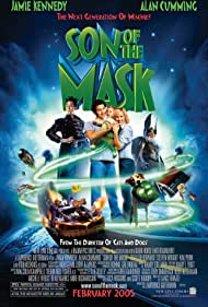 Poster Son of the Mask