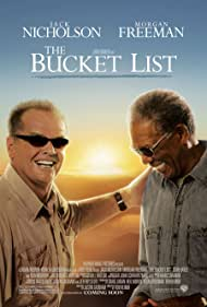 Poster The Bucket List