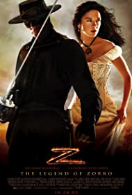 Poster The Legend of Zorro