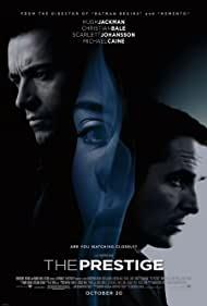 Poster The Prestige