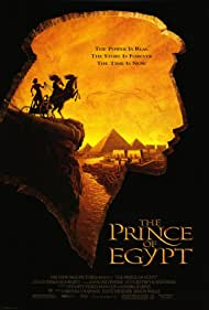 Poster The Prince of Egypt