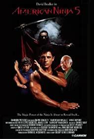 Poster American Ninja V
