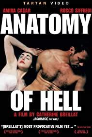 Poster Anatomie de l'enfer