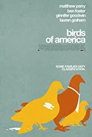 Poster Birds of America