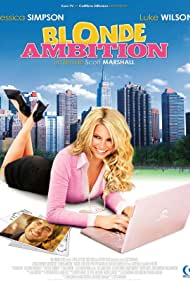 Poster Blonde Ambition