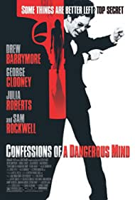 Poster Confessions of a Dangerous Mind