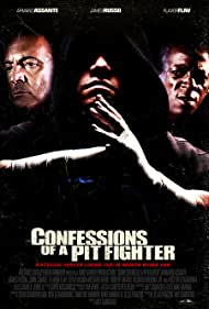 Poster Confessions of a Pit Fighter