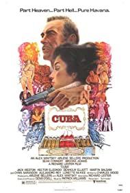Poster Cuba