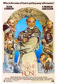 Poster Der Name der Rose
