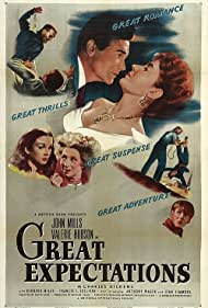 Poster Great Expectations