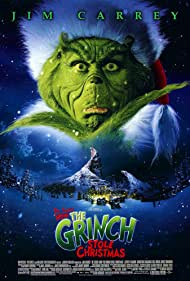 Poster How the Grinch Stole Christmas