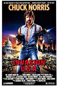 Poster Invasion U.S.A.