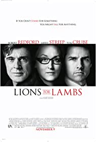 Poster Lions for Lambs