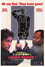 Poster Loaded Weapon 1
