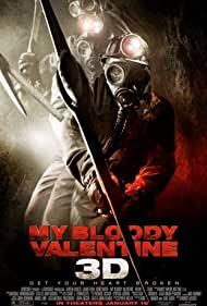 Poster My Bloody Valentine 3-D