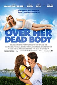 Poster Over Her Dead Body