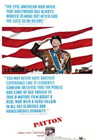 Poster Patton