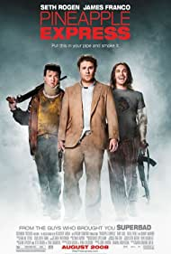 Poster Pineapple Express
