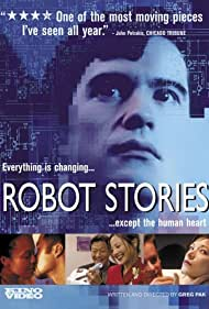 Poster Robot Stories
