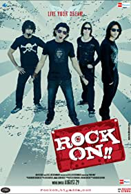 Poster Rock On!!