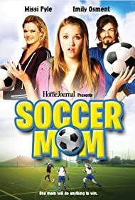 Poster Soccer Mom