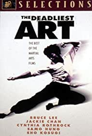 Poster The Best of the Martial Arts Films