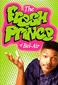 """Poster """"The Fresh Prince of Bel-Air"""""""
