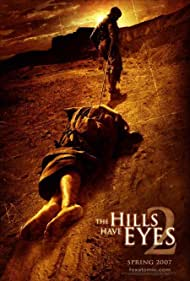 Poster The Hills Have Eyes II
