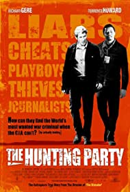 Poster The Hunting Party