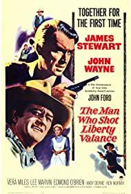 Poster The Man Who Shot Liberty Valance