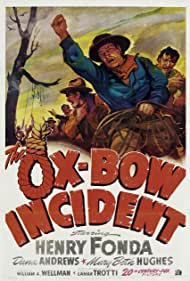 Poster The Ox-Bow Incident