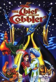 Poster The Princess and the Cobbler