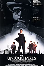Poster The Untouchables