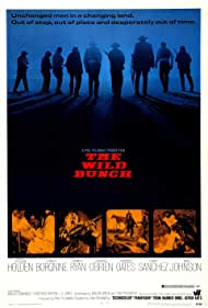 Poster The Wild Bunch