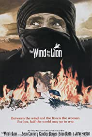 Poster The Wind and the Lion