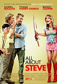 Poster All About Steve