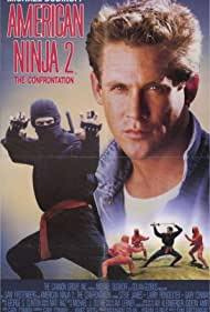 Poster American Ninja 2: The Confrontation