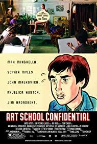 Poster Art School Confidential