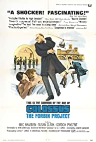 Poster Colossus: The Forbin Project
