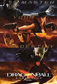 Poster Dragonball Evolution