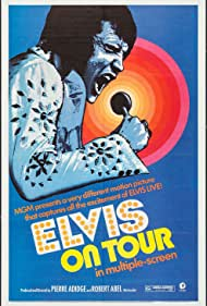 Poster Elvis on Tour