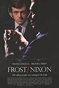 Poster Frost/Nixon
