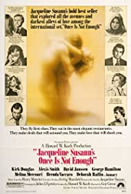 Poster Jacqueline Susann's Once Is Not Enough