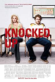 Poster Knocked Up