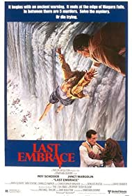 Poster Last Embrace