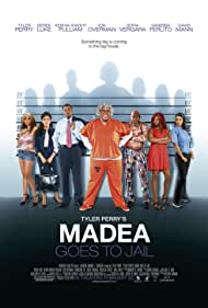Poster Madea Goes to Jail